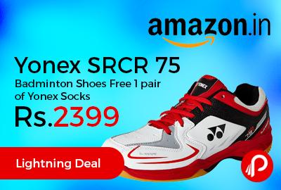 Yonex SRCR 75 Badminton Shoes