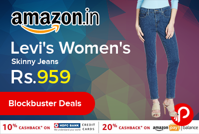 Levi's Women's Skinny Jeans