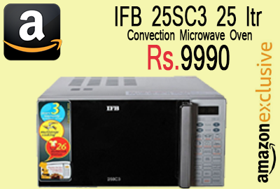 IFB 25SC3 25 ltr Convection Microwave Oven