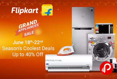 Grand Appliance Sale