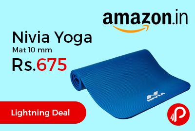 Nivia Yoga Mat 10 mm