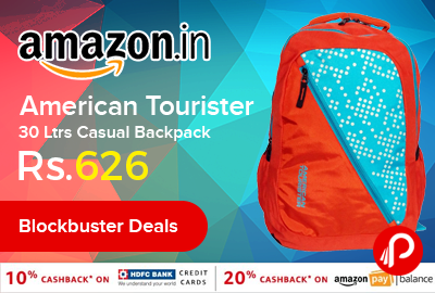 American Tourister 30 Ltrs Casual Backpack