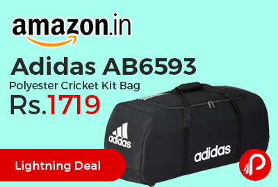 Adidas AB6593 Polyester Cricket Kit Bag
