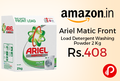 Ariel Matic Front Load Detergent Washing Powder 2 Kg