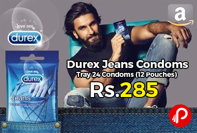 Durex Jeans Condoms