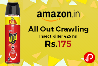 All Out Crawling Insect Killer 425 ml
