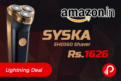 SYSKA SH0360 Shaver
