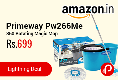 Primeway Pw266Me 360 Rotating Magic Mop