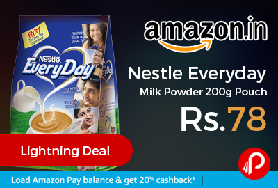 Nestle Everyday Milk Powder 200g
