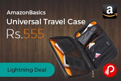 AmazonBasics Universal Travel Case