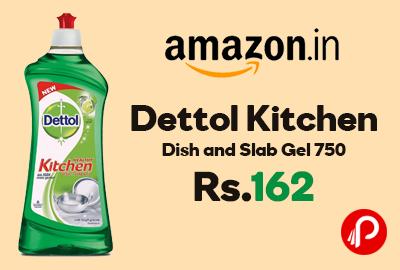 Dettol Kitchen Dish and Slab Gel 750 ml