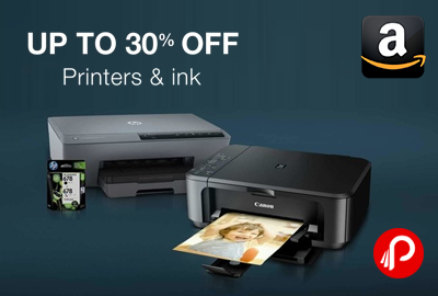 Printers and Ink