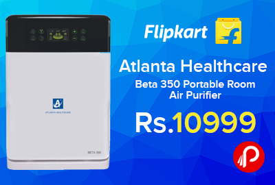 Atlanta Healthcare Beta 350 Portable Room Air Purifier