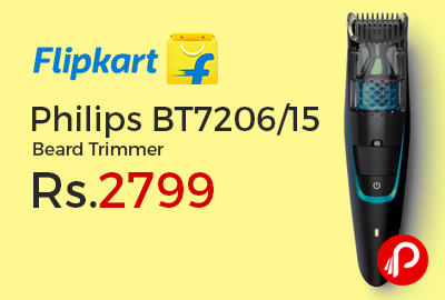 Philips BT7206/15 Beard Trimmer