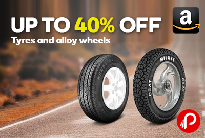Tyres and Alloy Wheels