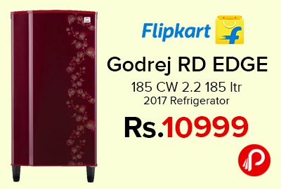 Godrej RD EDGE 185 CW 2.2 185 ltr 2017 Refrigerator