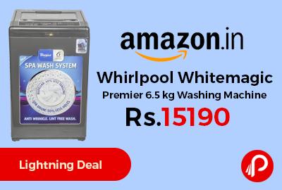 Whirlpool Whitemagic Premier 6.5 kg Washing Machine