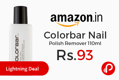 Colorbar Nail Polish Remover 110ml