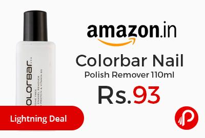 Colorbar Nail Polish Remover 110ml