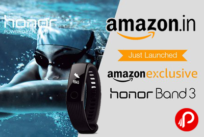Honor Band 3 Activity Tracker Heart Rate Sensor