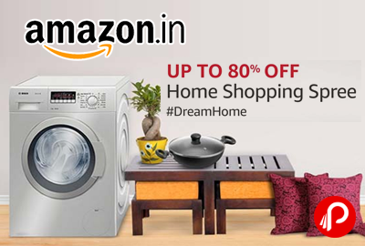 Home Shopping Spree #DreamHome