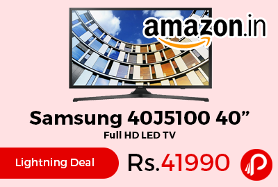 "Samsung 40J5100 40"" Full HD LED TV"