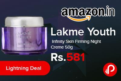 Lakme Youth Infinity Skin Firming Night Creme 50g