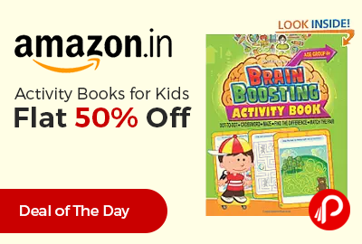 Activity Books for Kids