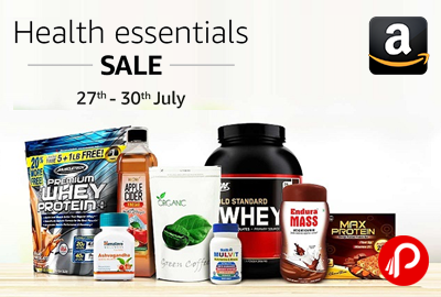 Health Essentials Sale