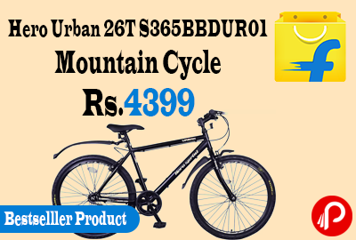 Hero Urban 26T S365BBDUR01 Mountain Cycle