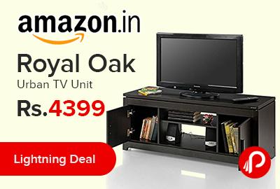 Royal Oak Urban TV Unit