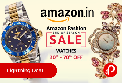Watches EOSS Sale