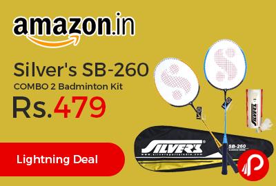 Silver's SB-260 COMBO 2 Badminton Kit