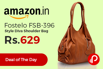 Fostelo FSB-396 Style Diva Shoulder Bag
