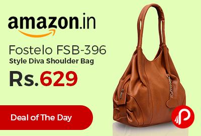 Fostelo FSB-396 Style Diva Shoulder Bag
