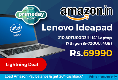 "Lenovo Ideapad 310 80TU00D2IH 14"" Laptop"