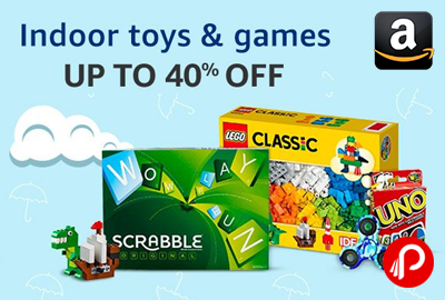 Indoor Toys & Games
