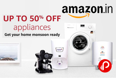 Monsoon Deals Appliances