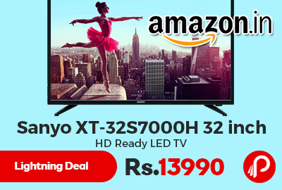 Sanyo XT-32S7000H 32 inch HD Ready LED TV