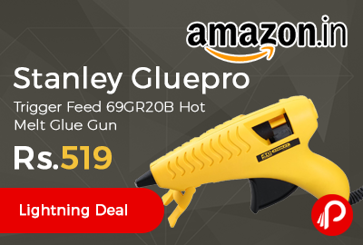 Stanley Gluepro Trigger Feed 69GR20B Hot Melt Glue Gun
