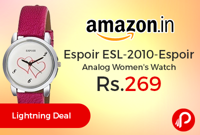 Espoir ESL-2010-Espoir Analog Women's Watch
