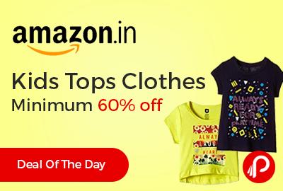 Kids Tops Clothes
