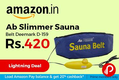 Ab Slimmer Sauna Belt Deemark D-159
