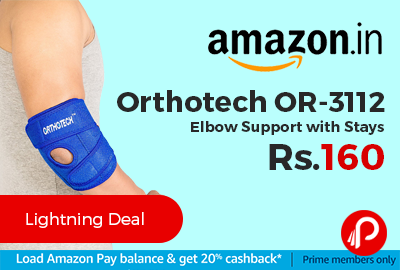 Orthotech OR-3112 Elbow Support with Stays