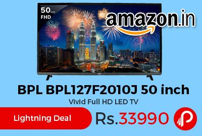BPL BPL127F2010J 50 inch Vivid Full HD LED TV