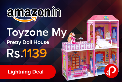 Toyzone My Pretty Doll House