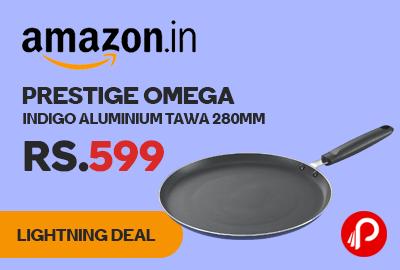 Prestige Omega Indigo Aluminium Tawa