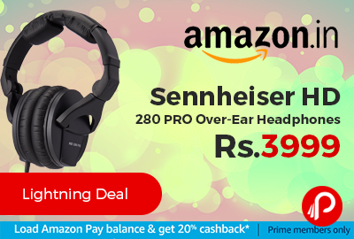 Sennheiser HD 280 PRO Over-Ear Headphones