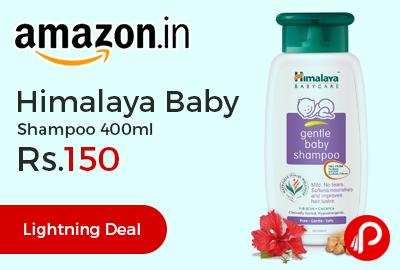 Himalaya Baby Shampoo 400ml