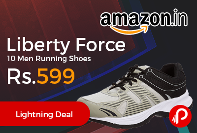 Liberty Force 10 Men Running Shoes